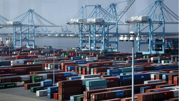 Port of Virginia Posts Fourth Year of Growth